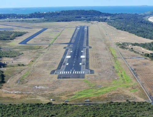 Coffs Harbour Regional Aerodrome  – Operational Limitation Surfaces