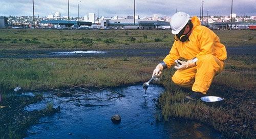 Contaminated Land Auditing