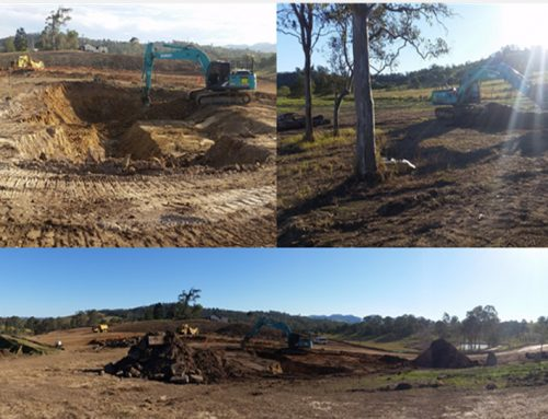 CPB Contractors Pty Ltd – Traveston Cattles Dip – Contaminated Site Remediation and Validation