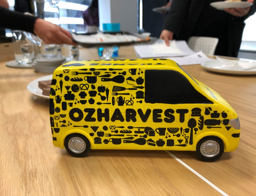 "Epic Environmental and OzHarvest meet for ""lunch and learn"""