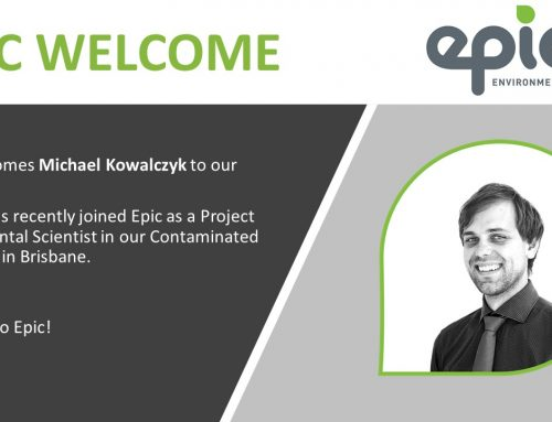 Welcome to Epic, Michael Kowalczyk