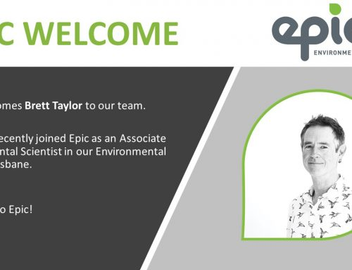 Welcome to Epic, Brett Taylor