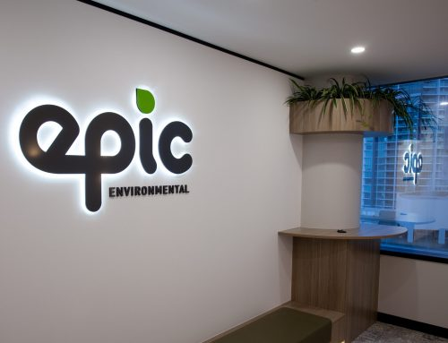 We have moved!  Epic Environmental's Brisbane office has a new home.